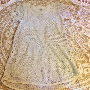 ECOTÉ super cute lined short sleeve dress